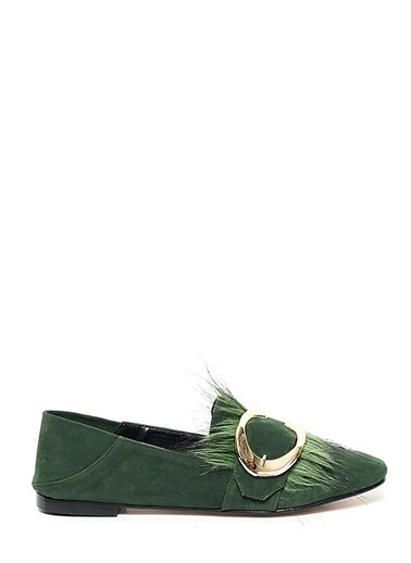 Kuum Espadril Yeşil